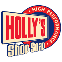 Holly's High Performance Shop Soap